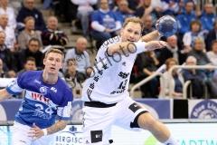 1. HBL - 18/19 - Bergischer HC vs. THW Kiel