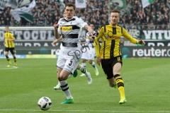 1. BL - 16/17 - Bor. Mönchengladbach vs. Bor. Dortmund