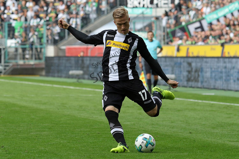 1. BL - 17/18 - Bor. Moenchengladbach vs. 1. FC Koeln