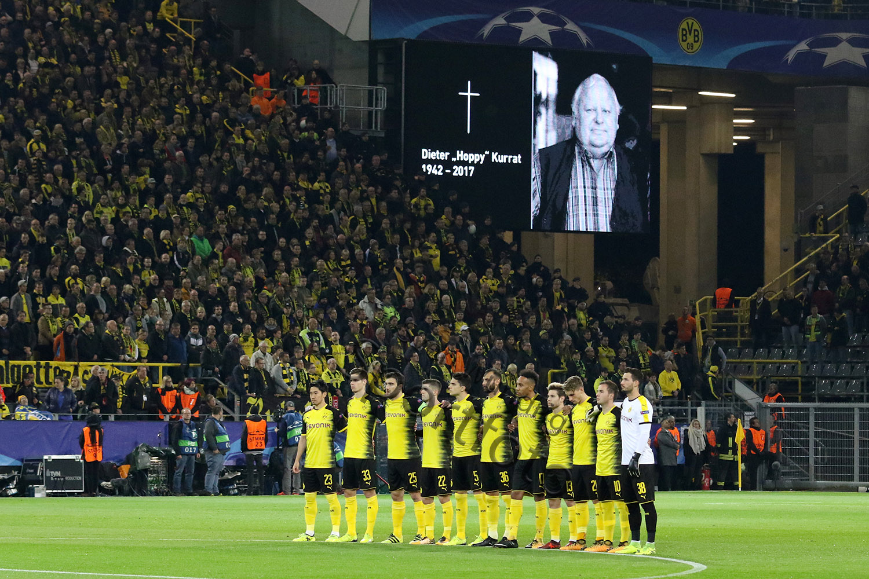 CL - 17/18 - Borussia Dortmund vs. Apoel Nikosia FC