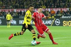 1. BL - 17/18 - Borussia Dortmund vs. FC Bayern München