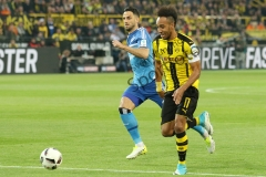 1. BL - 16/17  - Bor. Dortmund vs. Hamburger SV