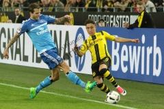 1. BL - 16/17  - Bor. Dortmund vs. Hamburger SV