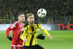 1. BL - 16/17  - Bor. Dortmund vs. FC Ingolstadt