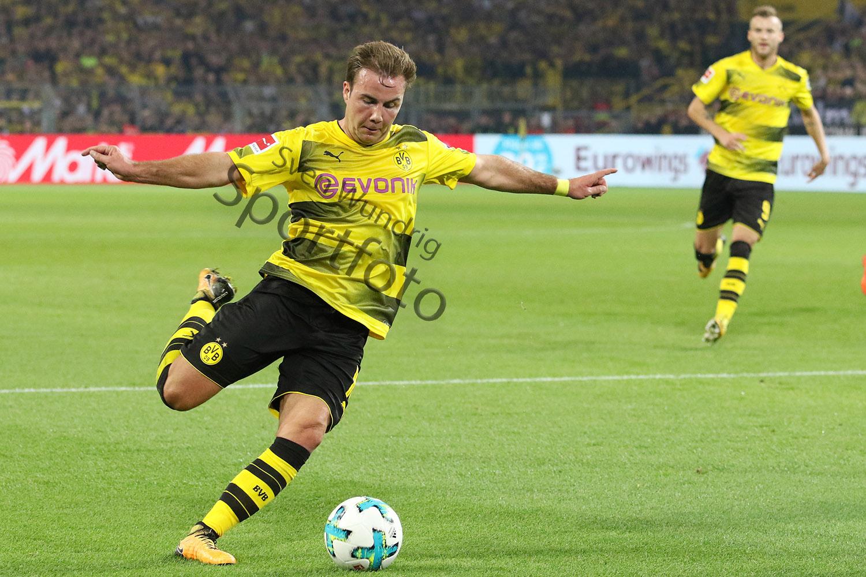 1. BL - 17/18 - Borussia Dortmund vs. RB Leipzig