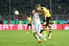 DFB Pokal  - 16/17 - SF Lotte vs. Borussia Dortmund