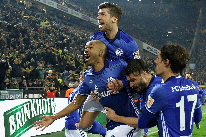 1. BL - 17/18 - Borussia Dortmund vs. FC Schalke 04