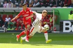 2. BL - 16/17 - Fortuna Duesseldorf vs. Union Berlin