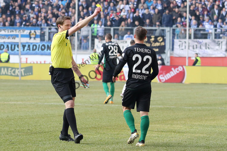 3.Liga - 16/17 - MSV Duisburg vs. SC Preussen Muenster