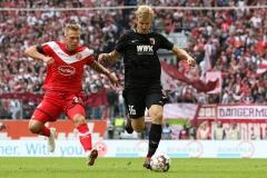 1. BL - 18/19 - Fortuna Duesseldorf vs. FC Augsburg