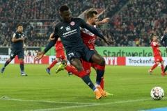 1. BL - 18/19 - Fortuna Duesseldorf vs. 1. FSV Mainz 05