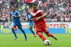 1. BL - 18/19 - Fortuna Duesseldorf vs. TSG 1899 Hoffenheim