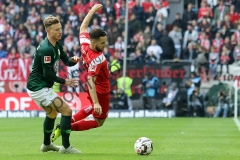 1. BL - 18/19 - Fortuna Duesseldorf vs. VfL Wolfsburg