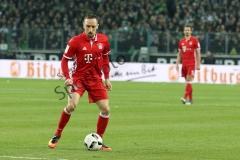 1. BL - 16/17 - Bor. Moenchengladbach vs. Bayern Muenchen