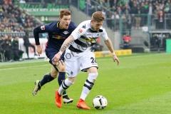 1. BL - 16/17 - Bor. Moenchengladbach vs. RB Leipzig