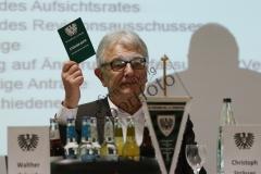 Jahreshauptversammlung - Preussen Muenster 2016