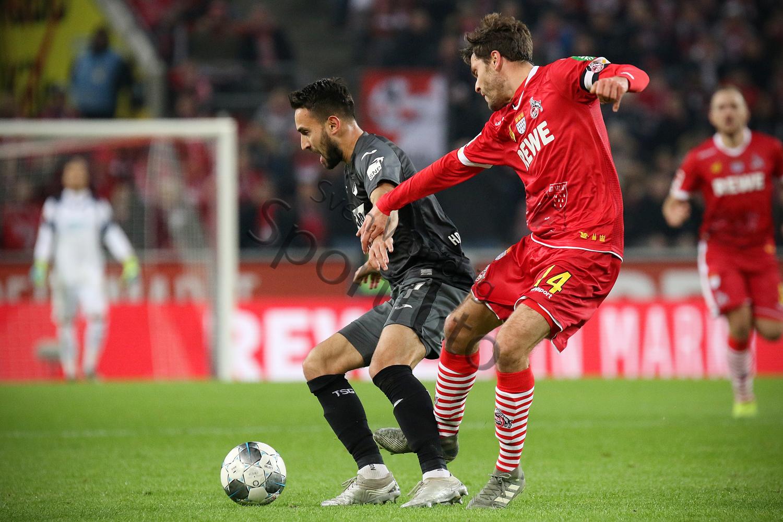 Bundesliga Köln Hoffenheim