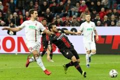 1.BL - 18/19 - Bayer Leverkusen vs. FC Augsburg