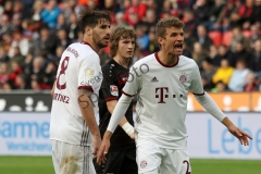 1. BL - 16/17 - Bayer 04 Leverkusen vs. FC Bayern Muenchen