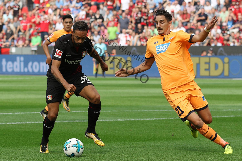 1. BL - 16/17 - Bayer 04 Leverkusen vs. TSG 1899 Hoffenheim