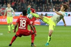 1. BL - 17/18 - Bayer 04 Leverkusen vs. 1. FC Köln