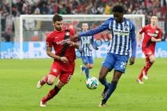 1. BL - 17/18 - Bayer 04 Leverkusen vs. Hertha BSC