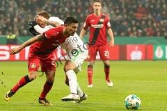 DFB Pokal 1/4 - 17/18 - Bayer Leverkusen vs. Werder Bremen