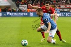1.BL - 17/18 - Bayer Leverkusen vs. 1. FSV Mainz 05