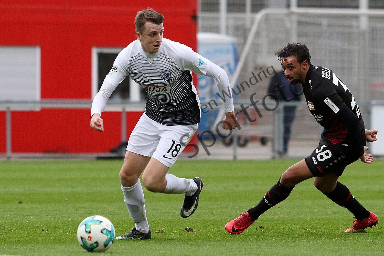 Testspiel - 17/18 - Bayer Leverkusen vs. Preussen Münster