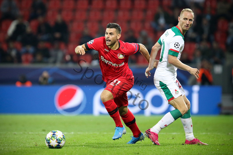 Leverkusen Moskau