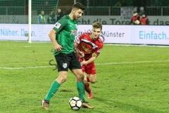 3.Liga - 17/18 - SC Preussen Münster vs. RW Erfurt