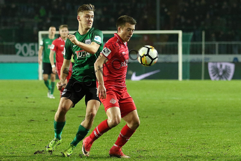 3.Liga - 17/18 - SC Preussen Münster vs. Würzburger Kickers