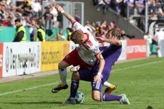 DFB Pokal - 17/18 - VfL Osnabrueck vs. Hamburger SV