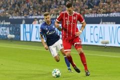 1. BL - 17/18 - FC Schalke 04 vs. FC Bayern München