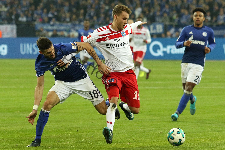 Fc Schalke 04 Vs Hamburger Sv