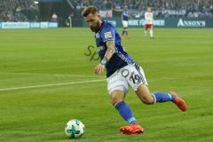 1. BL - 17/18 - FC Schalke 04 vs. Hamburger SV