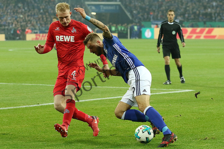 Dfb Pokal Schalke Köln
