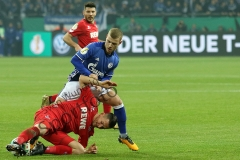 DFB Pokal - 17/18 - FC Schalke 04 vs. 1. FC Köln