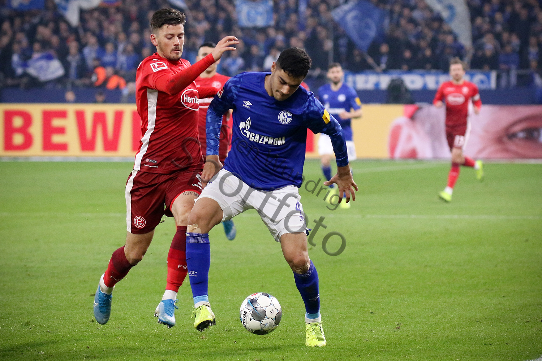 Schalke Vs Düsseldorf