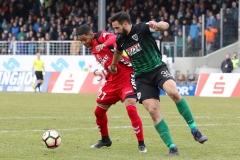 3.Liga - 16/17 - SC Preussen Muenster vs. SG Sonnenhof Grossaspach