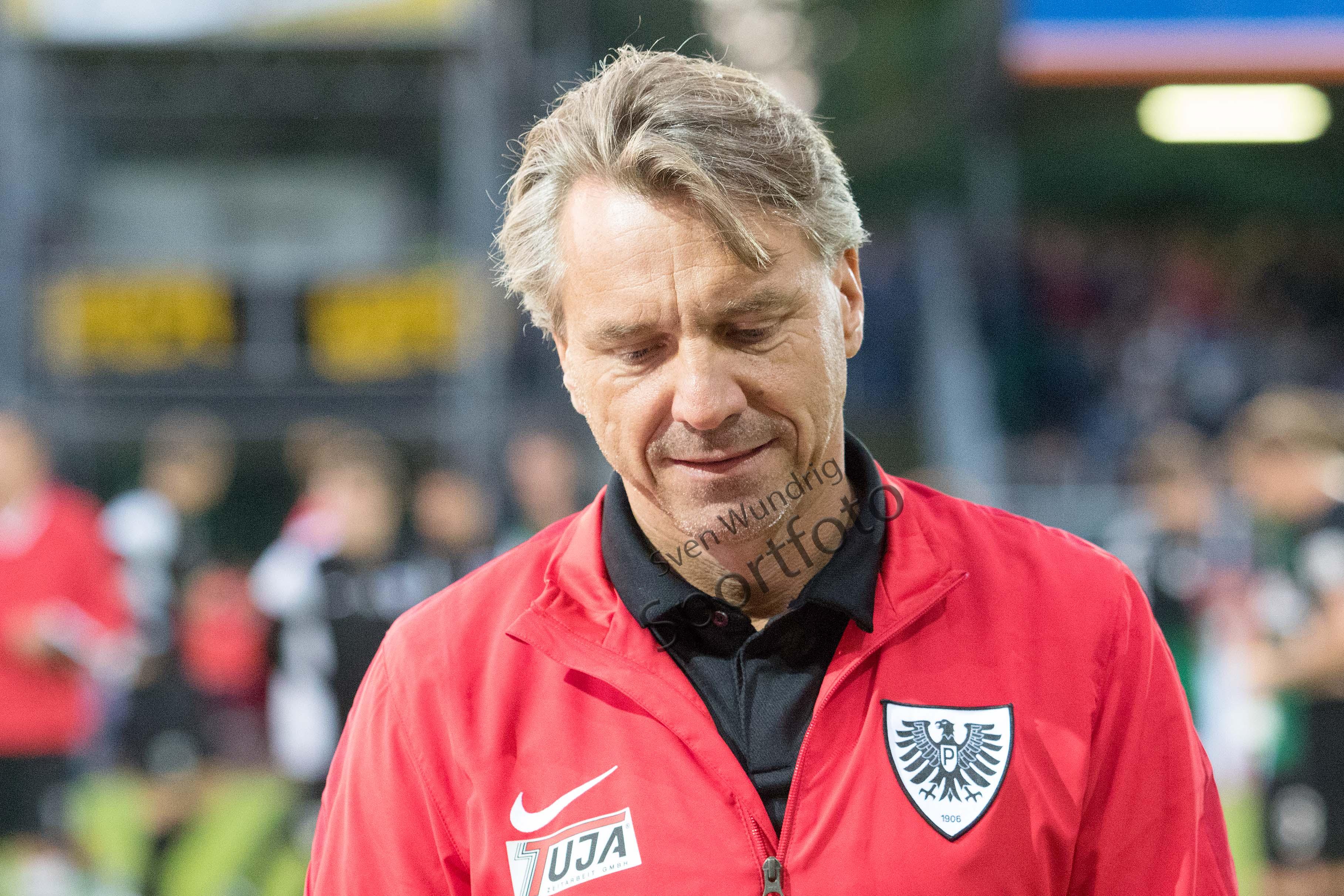 3. Liga - 16/17 - SC Preussen Muenster vs. MSV Duisburg