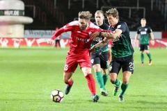 3. Liga - 16/17 - Preussen Muenster vs. RW Erfurt