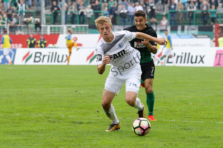 3.Liga - 16/17 - SC Preussen Muenster vs. 1. FC Magdeburg
