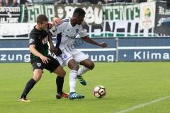 3. Liga - 16/17 - Preussen Muenster vs. VfL Osnabrueck