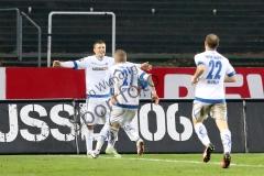 3. Liga - 16/17 - Preussen Muenster vs. SC Paderborn