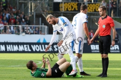 3.Liga - 18/19 - SC Preussen Muenster vs. SF Lotte