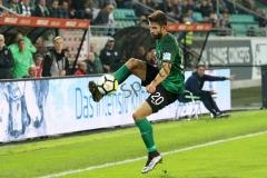 3.Liga - 17/18 - SC Preussen Muenster vs. VfR Aalen