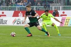 3.Liga - 16/17 - SC Preussen Muenster vs. Wehen Wiesbaden