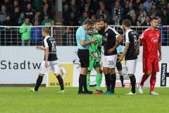 3.Liga - 17/18 - SC Preussen Münster vs. FSV Zwickau