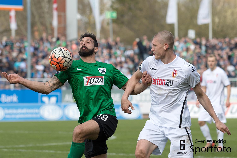 3. Liga - 15/16 - Preussen Muenster vs. Energie Cottbus